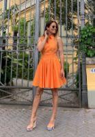 ELB0504xxxxx.jpg-turuncu-gomlek-detay-mini-elbise-ELB0504